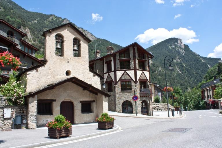 Little town of La Massana