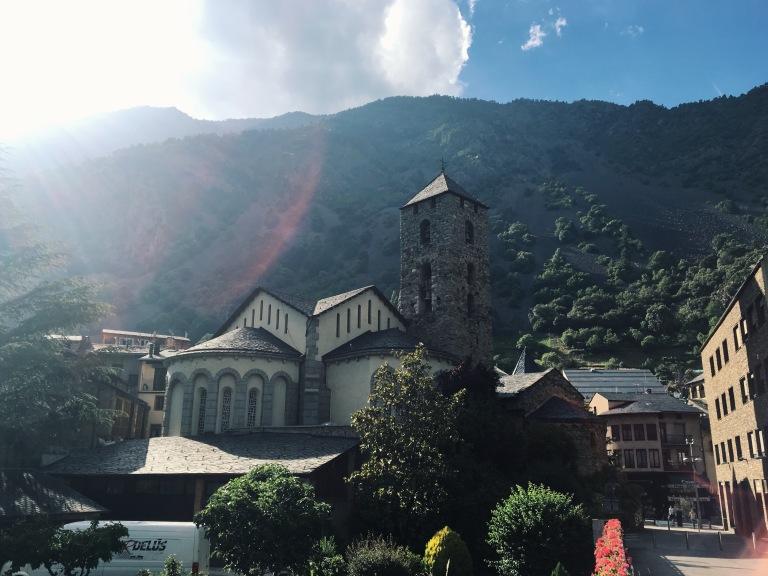 Beauty in Andorra la Vella